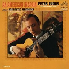 Peter Evans - An American in Spain [New CD] Manufactured On Demand