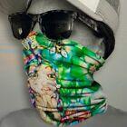 Fairy Face Cover, BUFF, TubeBalaclava, Bandana, Mask, Linda Biggs Art, New