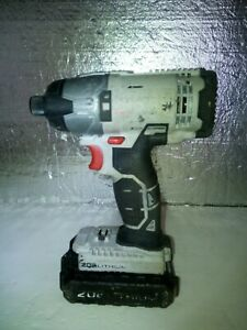PORTER-CABLE PCC641 20V Max Lithium Ion Impact Driver with battery