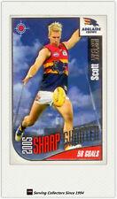 2006 AFL Herald Sun Trading Cards Sharp Shooters SS1: Scott Welsh (Adelaide)