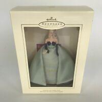 Hallmark Ornament Lisette Barbie 2004 Fashion Model Collection Christmas Doll