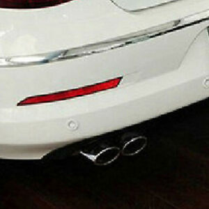 Stainless Steel Exhaust Muffler Tail Pipe For Volkswagen VW Passat B6 3C 2.0