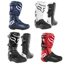 Fox Racing Comp Boot Durable Internal Lace System Offroad Trail Coverage MotoX