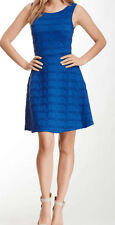 Max Studio - Royal Blue Skater Fit & Flare Dress - RRP-US$128 - Size 14-16 BNWT