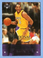 KOBE BRYANT 2004 Upper Deck NATIONAL CONVENTION #/500 Los Angeles Lakers NBA #8