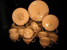 Royal Stafford Persian Tree Bone China Dinner Set  41pc Merlin Ware Lot  England