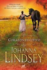 Corazón fugitivo (antes corazón en llamas)  /  Wildfire In His Arms (Spanish Ed