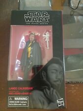 Star Wars Black Series Lando Calrissian #65 - 6 inch Hasbro 2017