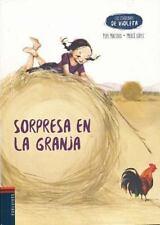 Sorpresa en la granja (Spanish Edition) (Los Cuadernos De Violeta)-ExLibrary