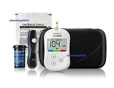 One Touch Verio Flex Blood Glucose Monitor (White) ( Vial of 10 Strips Free)