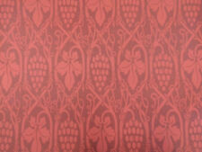 Vintage Wallpaper Burgundy Vines Grapes Wine by Clarence House