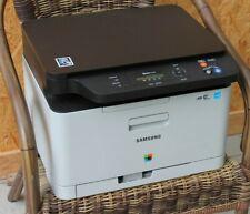 Samsung Xpress C460W Farb-Laser-MultifunktionsdruckerWLAN,USB,LAN,NFC