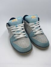 Nike SB Dunk Low Pro Gulf of Mexico Mens 11 Grey Light Blue 304292-410
