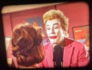 16mm Batman TV Show 1967: Joker's Last Laugh - Nice Color Print! S2 E47 9747