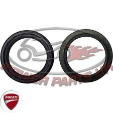 For Ducati Fork Dust Seals 1098 2007 2008 Seal 43Mm X