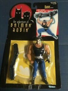 NIB 1995 The Adventures of Batman and Robin BANE Action Figure
