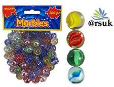 Colour Marbles Vintage Toys Games Aquarium And Decorative Purpose 200 Pcs (1 kg)
