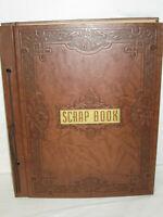 1930s Nursing Scrapbook