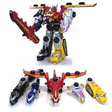 BANDAI Modello Robot DX GOSEI GREAT MEGAZORD Power Rangers MEGAFORCE 30cm MODEL