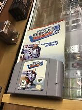Nintendo 64 Wayne Gretzky's 3D Hockey 98