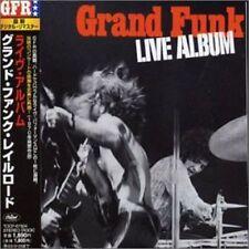CD de musique funk pour Pop Grand Funk Railroad
