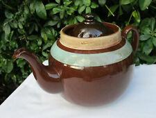 Vintage Alcock, Lindley & Bloore Ltd. Non-Drip & Lock Lid Teapot