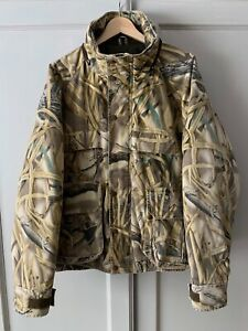 Cabela's Advantage Wetlands Camo Duck Hunting Jacket Men's size XL