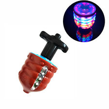 Colorful Magic Spinning Top Gyro Spinner Laser LED Music Flash Light Kids Toy RD