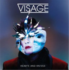 Visage-Hearts and Knives CD NEW