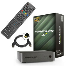 Formuler Z+ Plus 4K IPTV Android BOX W-Lan Receiver Internet TV Streamer H.265
