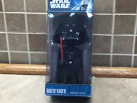 Funko Wacky Wobbler Star Wars Darth Vader Bobble-Head Vinyl Figure New in Box