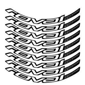 Wheel Sticker for 2021 ROVAL TRAVERSE SL Rim Mountain Bike MTB Bicycle Decals
