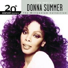 Donna Summer - 20th Century Masters: Millennium Collection [New CD] Jewel Case P