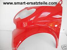 GUARDABARROS Smart 450 Coupé Facelift Modelo PHAD ROJO (Rojo) delantero