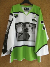 Maillot Hockey Glace Ruel #7 Owayo avignon custom Vintage - L