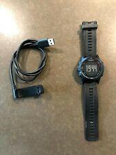Garmin fenix 2 GPS watch with HRM-Run strap