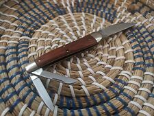 GEC / Great Eastern Cutlery #38 / Tidioute 380321 English Whittler - Bloodwood