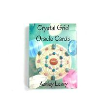 Crystal Grid Oracle Cards Tarot Gridding Recipes Ashley Leavy Tarot Deck