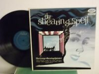 """George Shearing Quintet,Capitol,""""The Shearing Spell"""",US,LP,mono,Turquoise lbl,M-"""