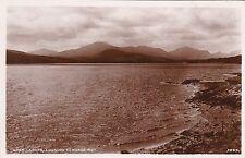Loch Laggan Looking Towards Moy, LAGGAN, Inverness-shire RP