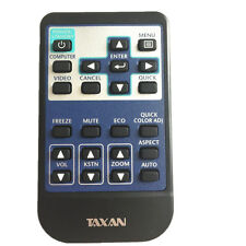 Original Remote Control KG-RCPS1 for TAXAN PD PV PS2 PS P Series Projector