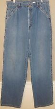 VTG Men's Levis Red Tab Jeans Slim Fit Tapered Leg 36 x 32 USA Made Actual 35x32