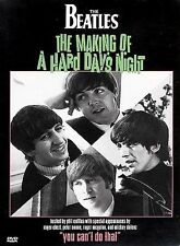 The Beatles - The Making of A Hard Day's Night DVD RARE OOP New And Sealed