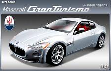 Academy  Burago Model Kit 1/24 Scale Maserati Granturismo 15125 NIB