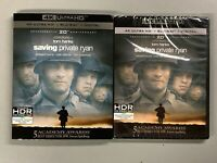 Saving Private Ryan 20th Anniversary [4K UHD + Blu-ray + Digital] + Slipcover