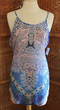 d7f3b25201d88 Womens Ocean Pacific Swimwear Coverup Size L 11-13 With Tag