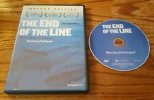End Of The Line (DVD, Deluxe Edition) Rupert Murray documentary film overfishing