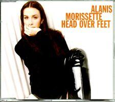 ALANIS MORISSETTE - HEAD OVER FEET - 4 TRACK CD SINGLE