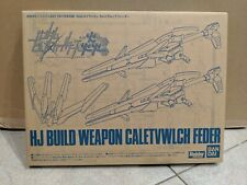 HJ Build Weapon Caletvwlch Feder Gundam Build Fighters Hobby Japan Model Kit