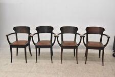 a46r01- 4x Armlehnstuhl Richard Riemerschmid